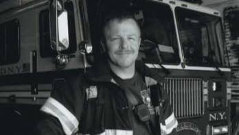 Firefighter William Gormley died of 9/11-related cancer after spending months working at Ground Zero. Now his daughter Bridget Gormley is raising awareness of 9/11-related illnesses.