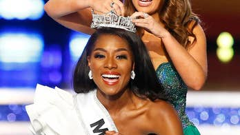 New Miss America crowned amid controversy