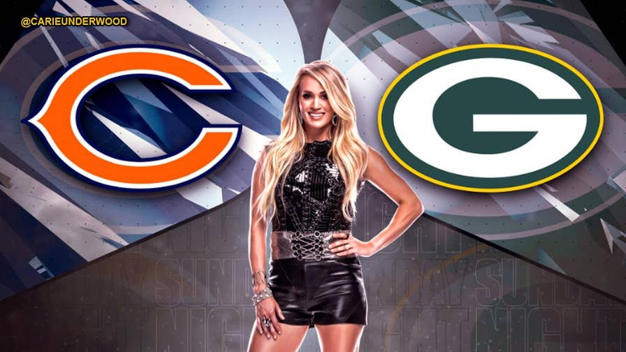 Carrie Underwood debuted a new 'Sunday Night Football' theme song and fans aren't thrilled about it. The new song 'Game On,' replacing the 2014 song 'Oh, Sunday Night,' premiered before the week 1 matchup between the Chicago Bears and Green Bay Packers.