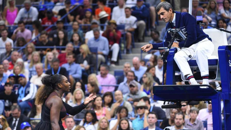Two tennis organizations come to the support of Serena Williams after her contentious argument with the umpire during the finals of the U.S. Open. The Women's Tennis Association and the U.S. Tennis Association allege sexism in the sport.