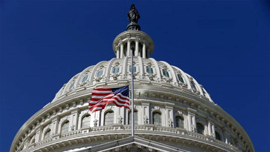 Tight polls in Senate races have Democrats feeling upbeat even as some in red-states navigate the Trump factor; Mike Emanuel has the details for 'Special Report.'