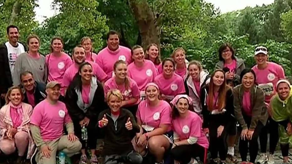Fox employees raise over $70K for breast cancer research