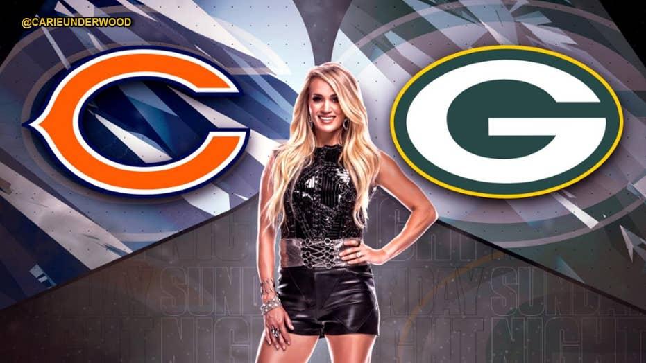 Carrie Underwood's new 'Sunday Night Football' theme slammed