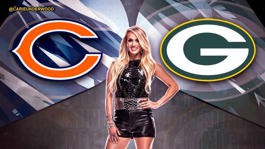 Carrie Underwood's new 'Sunday Night Football' theme slammed