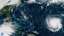 Lt. Gov. Dan Forest warns Hurricane Florence's combination of wind speed, storm surge and predicted rainfall totals will create a 'significant impact for most of the state of North Carolina.'