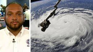 FEMA official provides a Hurricane Florence update on 'The Story.'