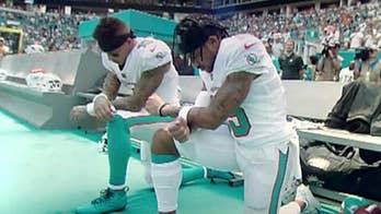 How many of the NFL players have reached out to the president to take him up on his offer? To not do so confirms the suspicion that the anthem protests are more about ideology than equality.