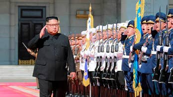 President Donald Trump has received a request from Kim Jong Un for a follow-up to their historic June summit; Greg Palkot reports from Seoul, South Korea.