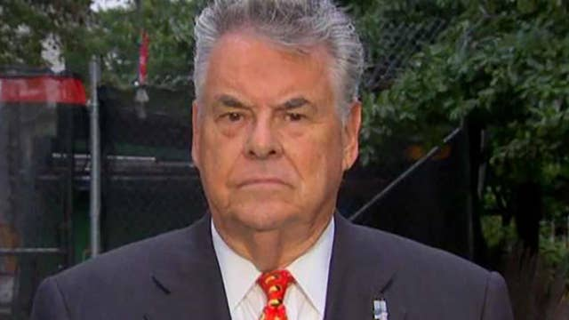 Rep. King on terror landscape 17 years after 9/11