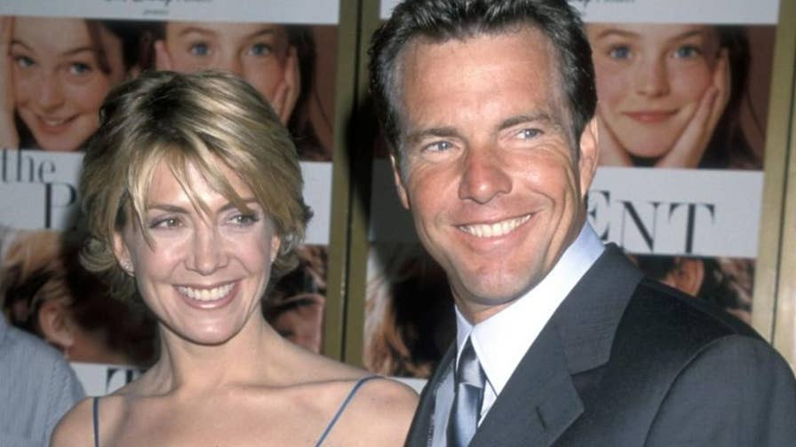 'The Parent Trap' actor Dennis Quaid is opening up about the death of his co-star Natasha Richardson. He says her death devastated him.