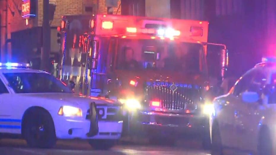 Five people hurt in Tennessee nightclub shooting
