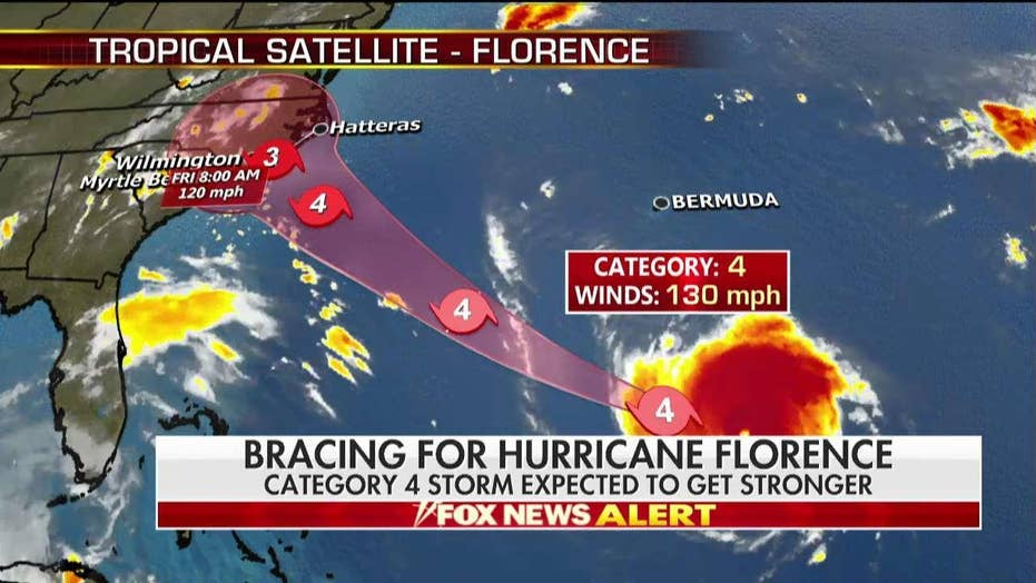 FEMA Warns Residents to 'Take Action Now' Ahead of Dangerous Hurricane Florence