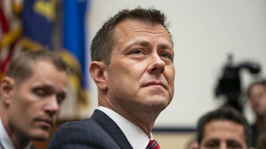 Strzok texts raise questions about FBI actions