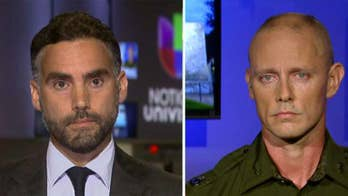 Breaking down the national security threats of a porous border; panel debates on 'The Ingraham Angle.'