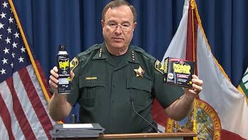 Florida sheriff says inmates now use roach poison to get high.