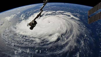 NASA posts amazing video of Hurricane Florence from space