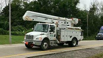 Utility fears possible multi-week power outage from Florence