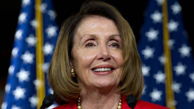 McCarthy: Speaker Pelosi 'should scare all Americans'
