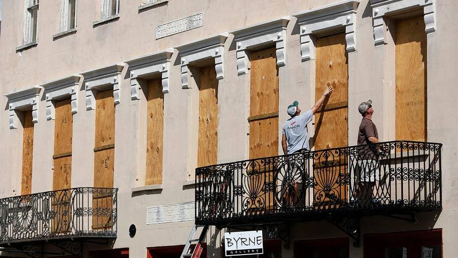 South Carolina prepares for Hurricane Florence