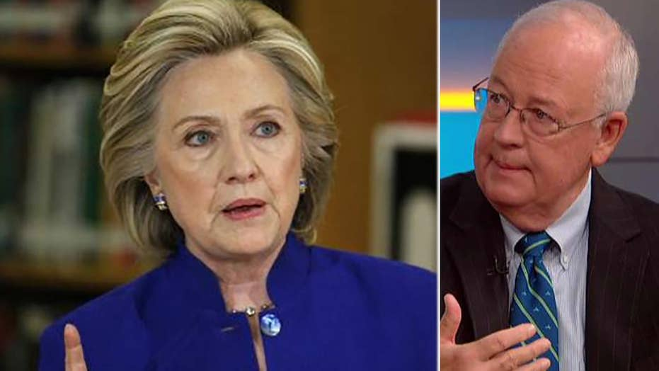 Ken Starr considered perjury charges against Hillary Clinton
