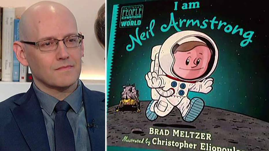 Neil Armstrong book teaches humility to children