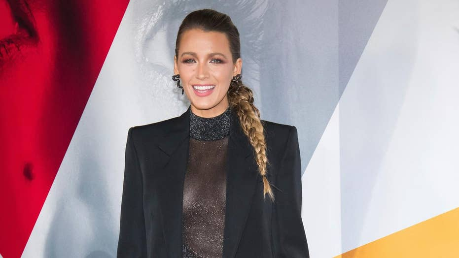 Blake Lively Reveals Who Inspired Her To Recently Wear Suits The