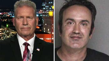 GOP congressional candidate Rudy Peters and Rep. Steve Scalise speak out on 'The Ingraham Angle' about violence against Republicans.