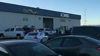 Deadly shooting spree in Bakersfield, Calif.