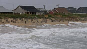 Fox News senior meteorologist Janice Dean has the latest details on Hurricane Florence.