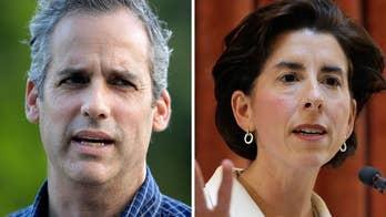 Bernie Sanders-inspired challenger routed in Rhode Island gubernatorial race; pro-Trump candidate gets GOP nod