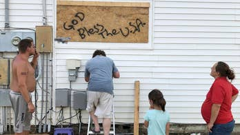 South Carolina residents facing record floods with Hurricane Florence.