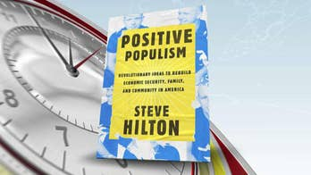 'The Next Revolution' host and author says people are yearning for something positive.