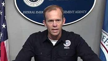 FEMA's Brock Long: I am 100 percent focused on Floyd