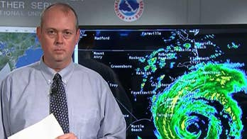 Ken Graham warns not to focus on Hurricane Florence's category, says the predicted rainfall totals are 'staggering.'