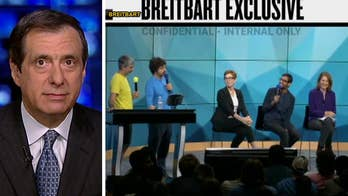 'MediaBuzz' host Howard Kurtz weighs in on the leaked video where Google execs rant about Donald Trump and his 'extreme' voters.