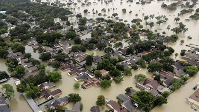 How drones can assist hurricane recovery efforts