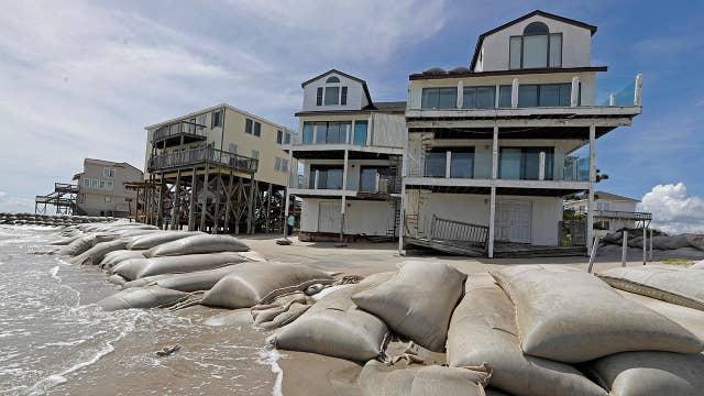 new bern north carolina mayor talks hurricane