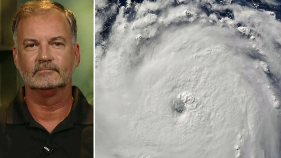 Author of 'North Carolina's Hurricane History' Jay Barnes speaks out on lessons learned from past storms on 'Fox & Friends.'