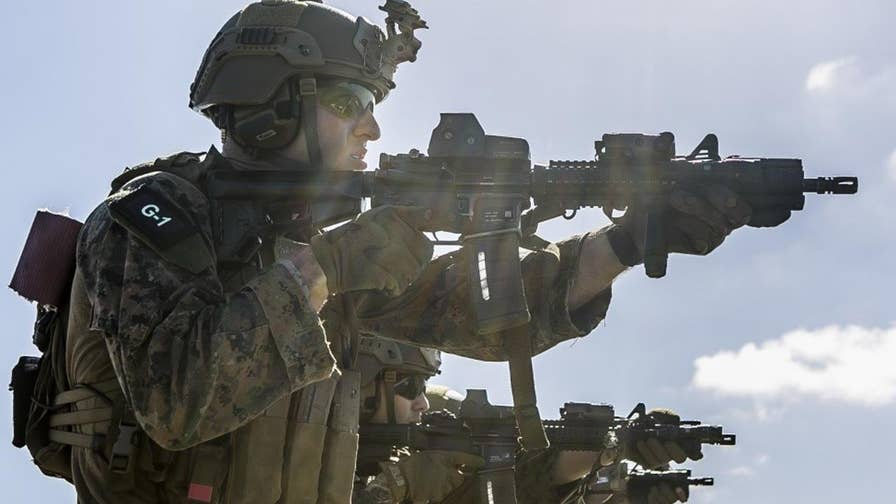 Defense Specialist Allison Barrie on how a United States' selected Special Operations warriors are set to turn even some-more fatal when upgraded cutting-edge suppressor turn a new further to their arsenal.