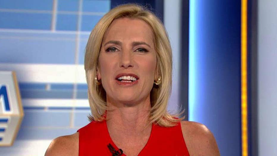 Ingraham: The new American left: agents of hatred