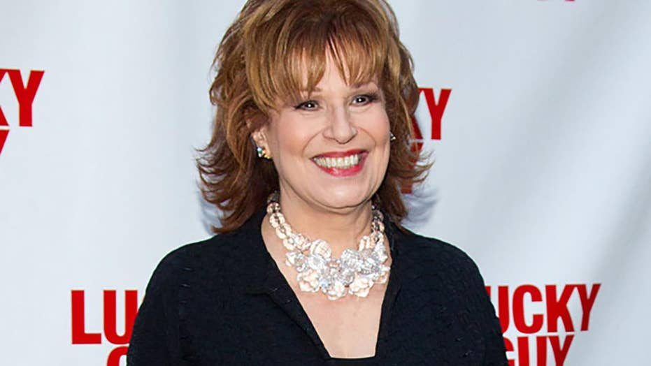 Joy Behar apologizes after wishing Trump ill