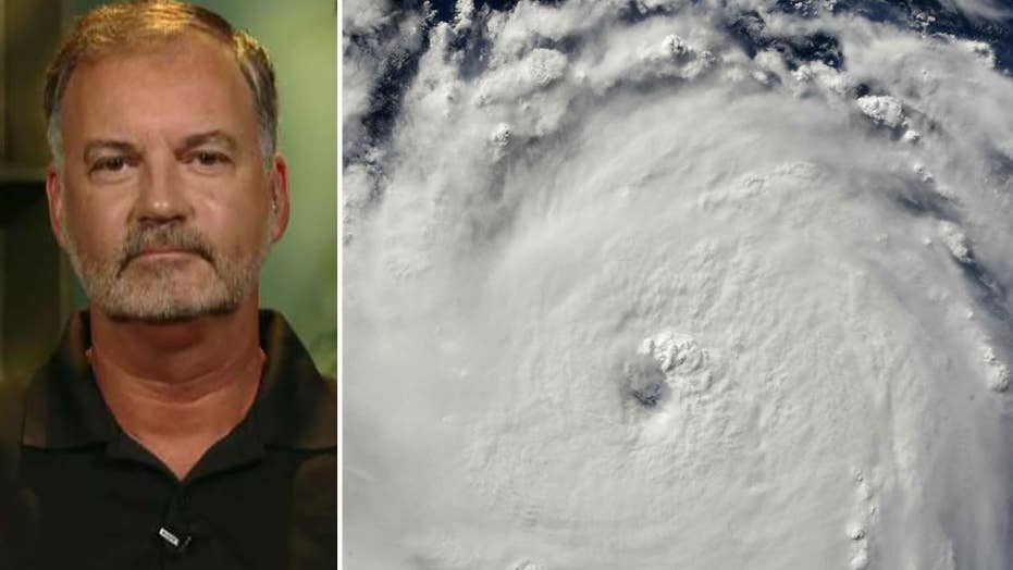 Hurricane historian: Be prepared for Florence