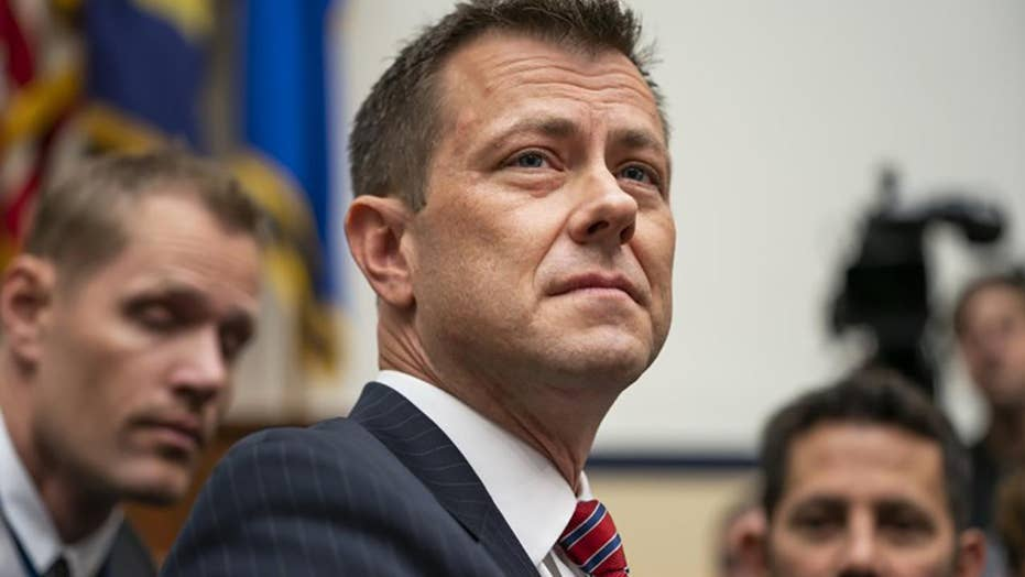 New Strzok texts indicate more gov't leaks amid Russia probe