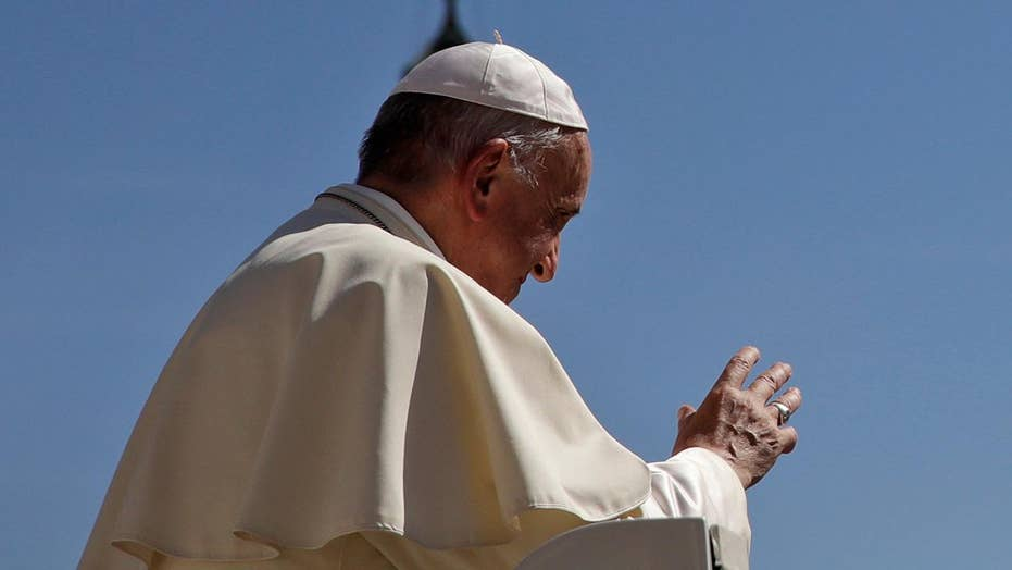 Pope Francis accepts Bishop Michael Bransfield's resignation