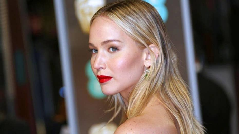 JLaw's online admission; first look at life without Roseanne