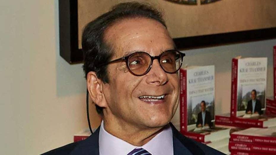 Fox News creates scholarship honoring Charles Krauthammer