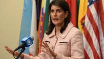 The Times issues correction for implying that U.N. Amb. Nikki Haley spent over $52,000 on curtains; reaction and analysis on 'The Five.'