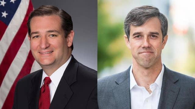 Texas Senate race draws spending war between Cruz, O'Rourke| Latest News Videos | Fox News