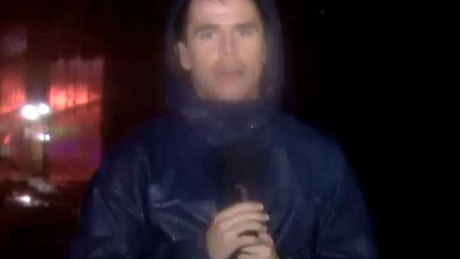 Fox News' Ray Bogan reports on Hurricane Florence from Wilmington, North Carolina.