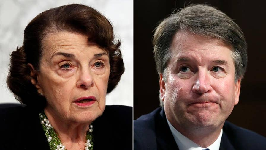 Supreme Court nominee Brett Kavanaugh has publicly denied allegations that he forced himself onto a woman in high school. This comes after Sen. Dianne Feinstein (D-Calif.) allegedly gave a letter containing the claim to the FBI.